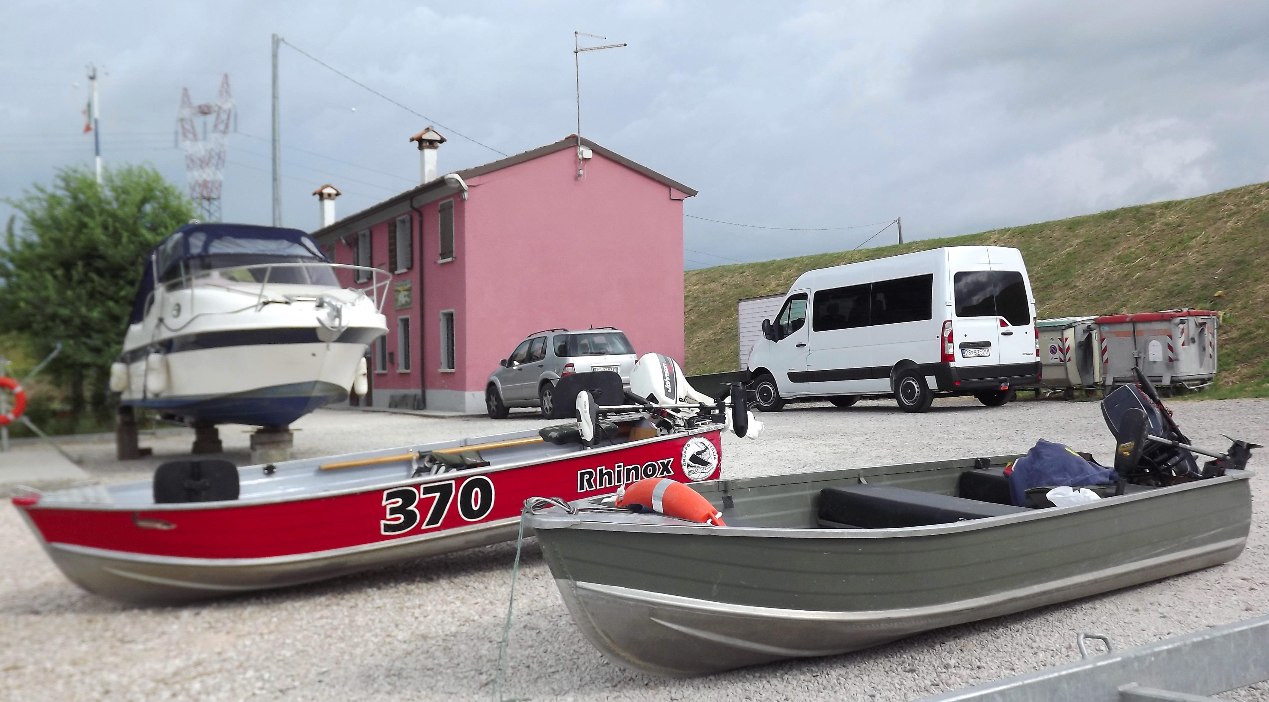 Movimento gruppo siluro italia imbarcazioni for Barca a vapore per barche da pesca